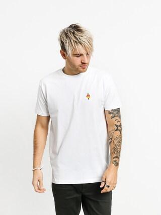 T-shirt Iriedaily Flutscher (white)