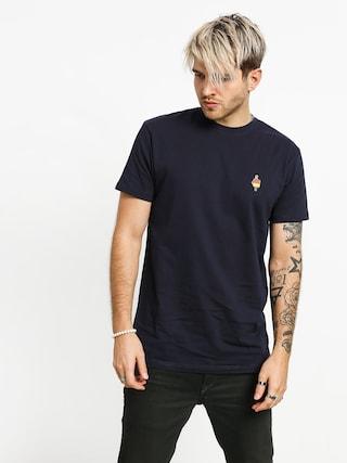 T-shirt Iriedaily Flutscher (navy)