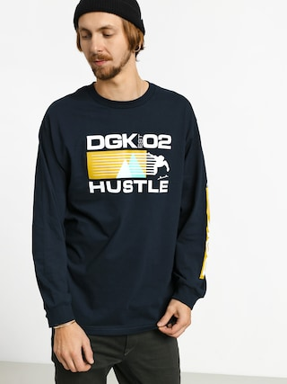Longsleeve DGK Established (navy)