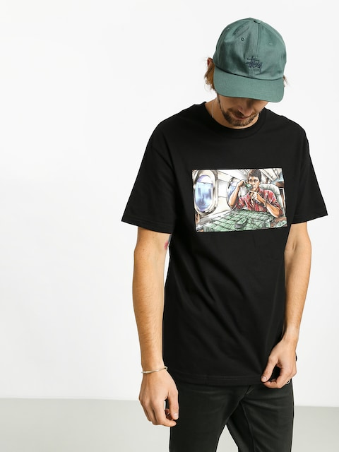 T-shirt DGK Talkin (black)