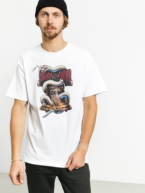 T-shirt DGK Liberty (white)