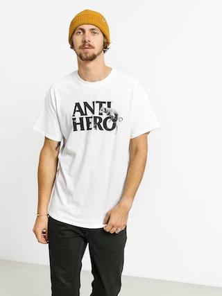 T-shirt Antihero Dog Hump (white)