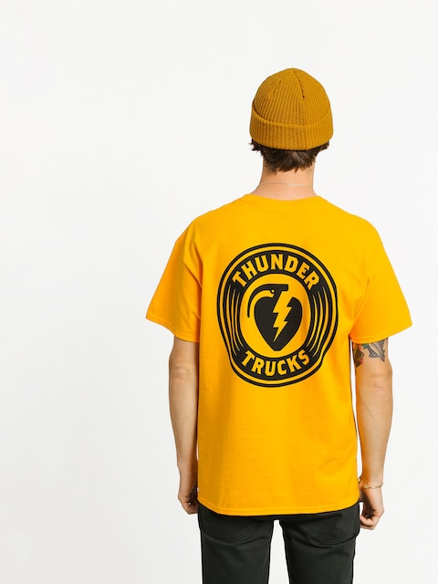 T-shirt Thunder Charged Grenade (yellow)