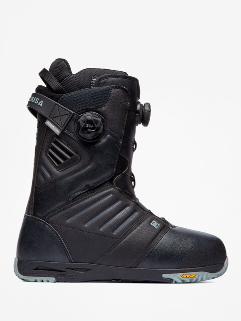 Buty snowboardowe DC Judge Boa (black)