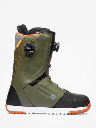 Buty snowboardowe DC Control Boa (olive camo)