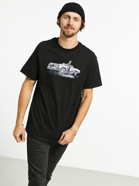 T-shirt DGK Fresh & Clean (black)