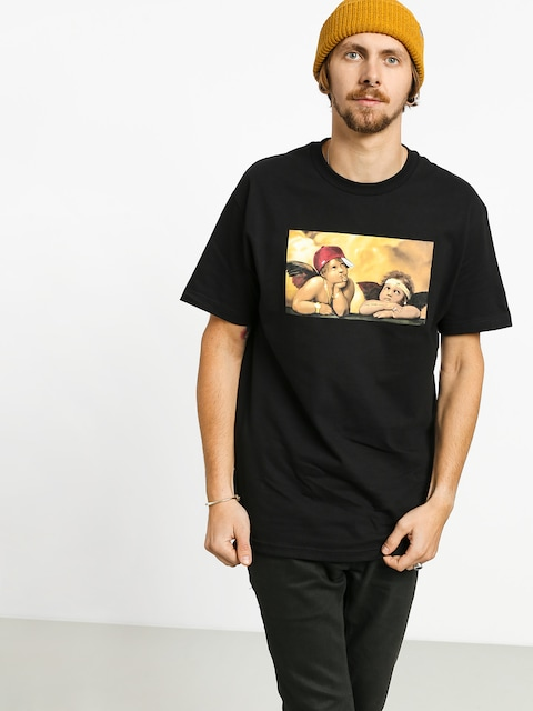T-shirt DGK Cherubs (black)