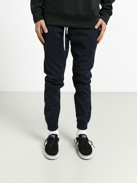 Spodnie Elade Jogger Icon Mini Logo (navy blue)