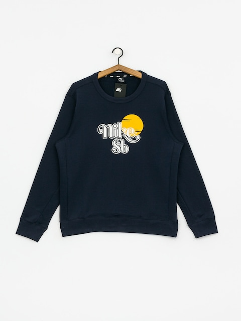 Bluza Nike SB Icon Crew Sunrise