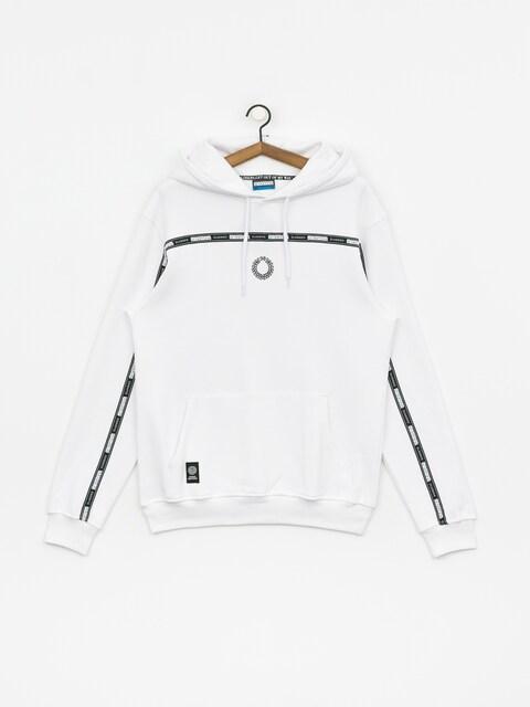 Bluza z kapturem MassDnm Gap HD (white)