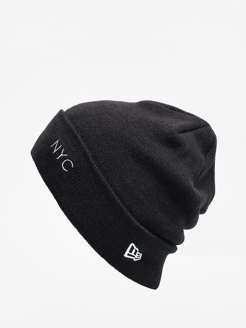 Czapka zimowa New Era Nyc Cuff Knit