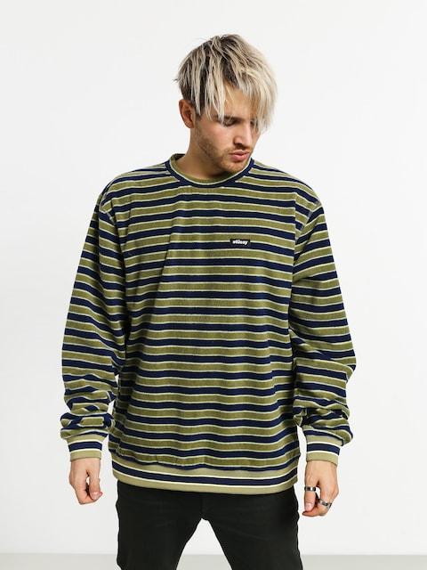 Bluza Stussy Striped (olive)