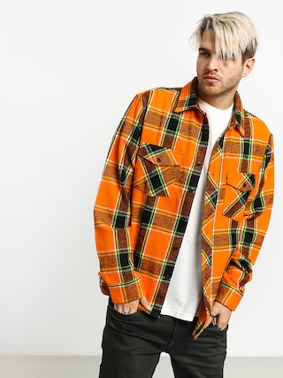 Koszula Stussy Ace Plaid (orange)