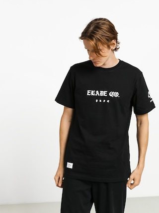 T-shirt Elade Ghotic (black)