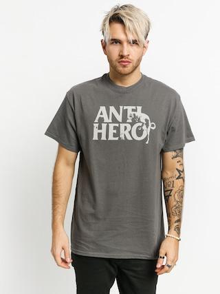T-shirt Antihero Dog Hump (grey)