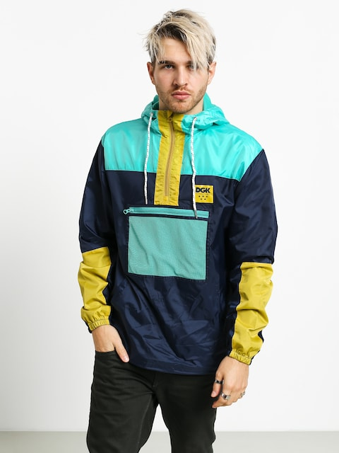 Kurtka DGK Ruckus Custom Windbreaker (navy)