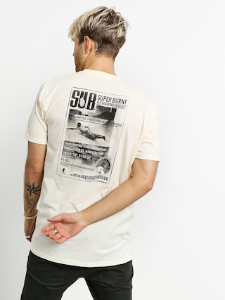T-shirt Antihero Superburn (beige)