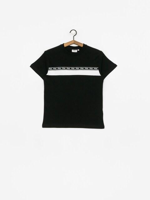 T-shirt Fila Shinako Wmn (black/bright white)