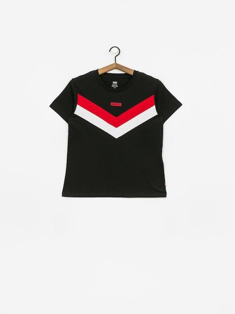 T-shirt Levi's Florence Wmn (black)