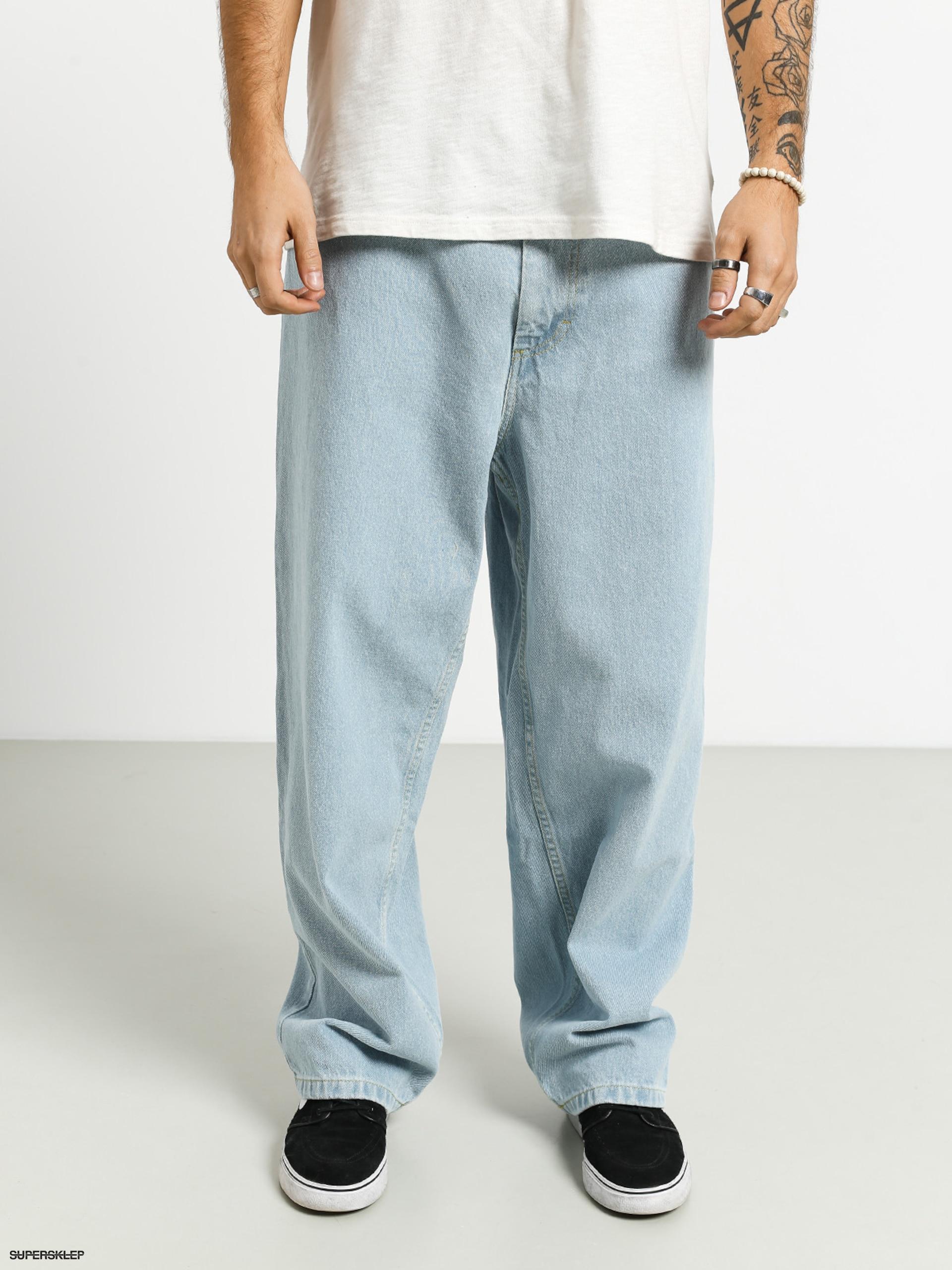 Spodnie Polar Skate Big Boy Jeans (bleach blue)