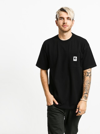 T-shirt Polar Skate Pocket (black)