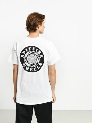 T-shirt Spitfire Og Circle (white/black)