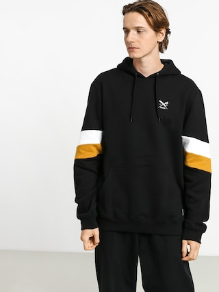 Bluza z kapturem Iriedaily Prime HD (black)