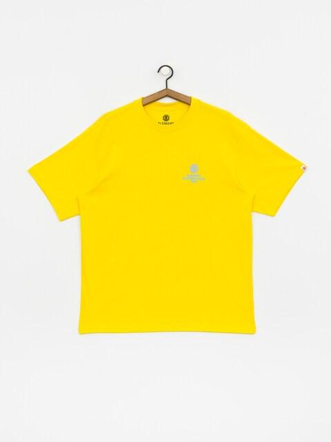 T-shirt Element Chrome