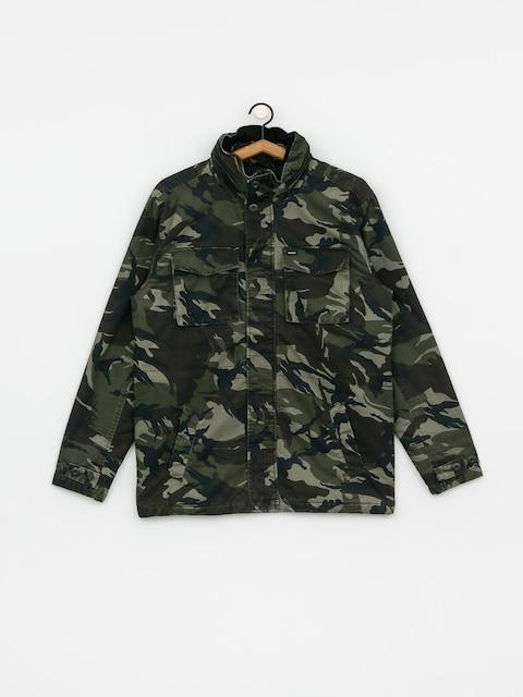 Kurtka RVCA Field Coat (woodland camo)