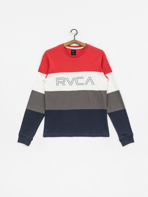 Longsleeve RVCA Shifty Ls Crew (red)