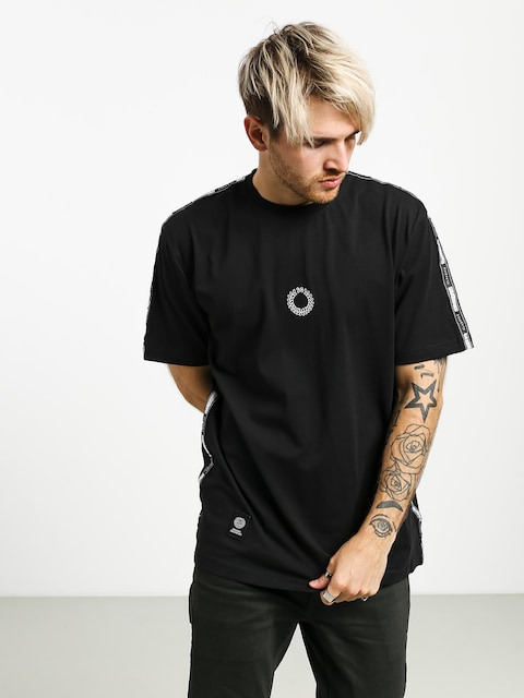 T-shirt MassDnm Gap (black)