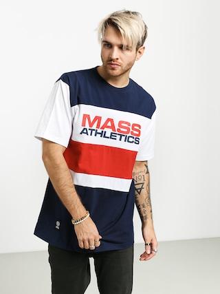T-shirt MassDnm Slapshot (navy)
