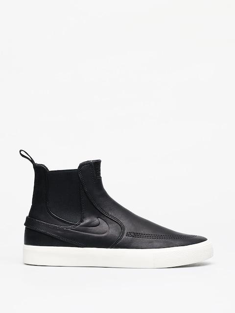 Buty Nike SB Zoom Stefan Janoski Slip Mid Rm (black/black pale ivory black)