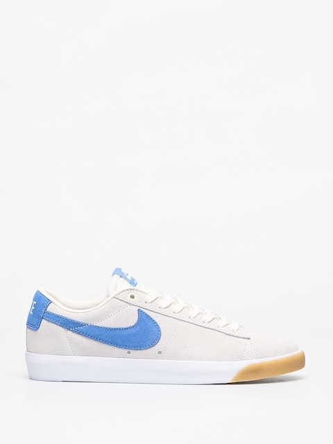 Buty Nike SB Blazer Low Gt (pale ivory/pacific blue white)