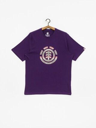 T-shirt Element Seeker Icon (acai)