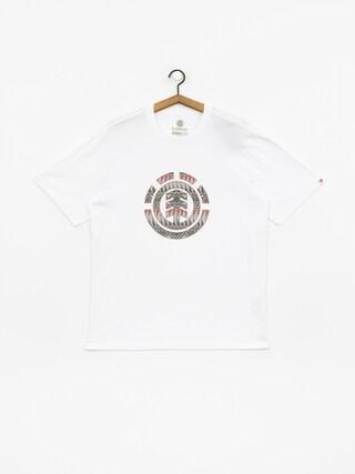 T-shirt Element Seeker Icon (optic white)