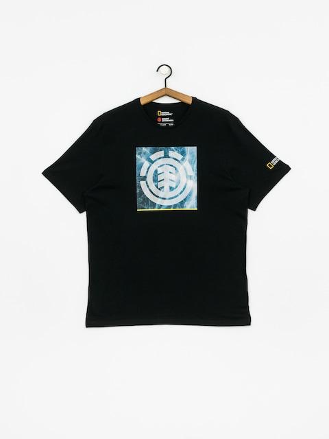 T-shirt Element Solvent Icon