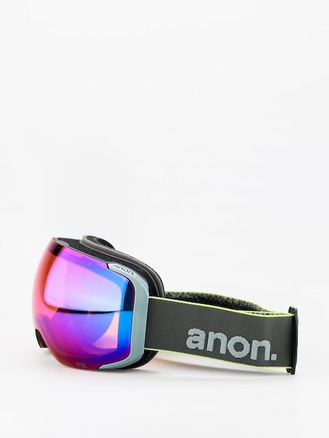 Gogle Anon M2 W Spare (gray pop/sonar infared blue)
