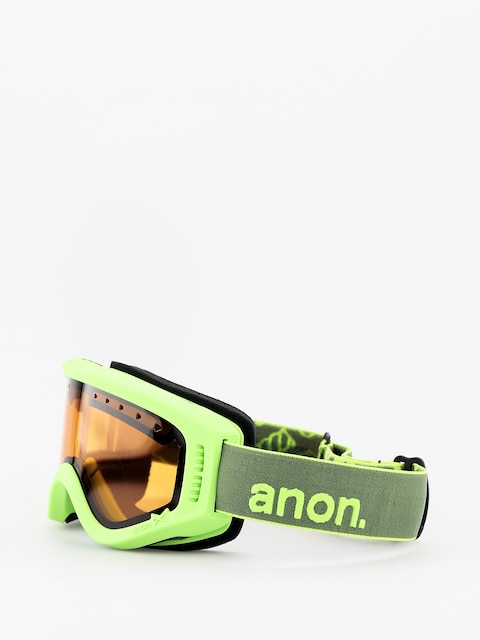 Gogle Anon Tracker (green/amber)