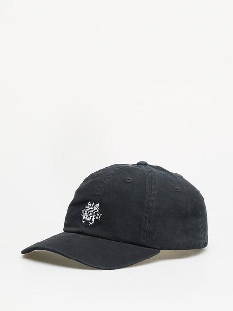 Czapka z daszkiem RVCA Crest ZD (black)