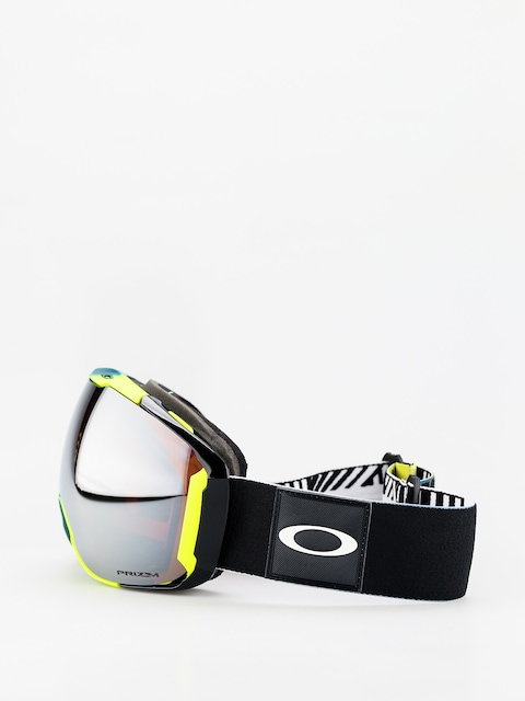 Gogle Oakley Airbrake XL (yellow/prizm black & prizm rose)