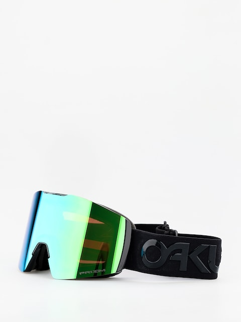 Gogle Oakley Fall Line XL (black/prizm snow jade iridium)