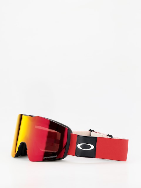 Gogle Oakley Fall Line XL (red/prizm snow torch iridium)