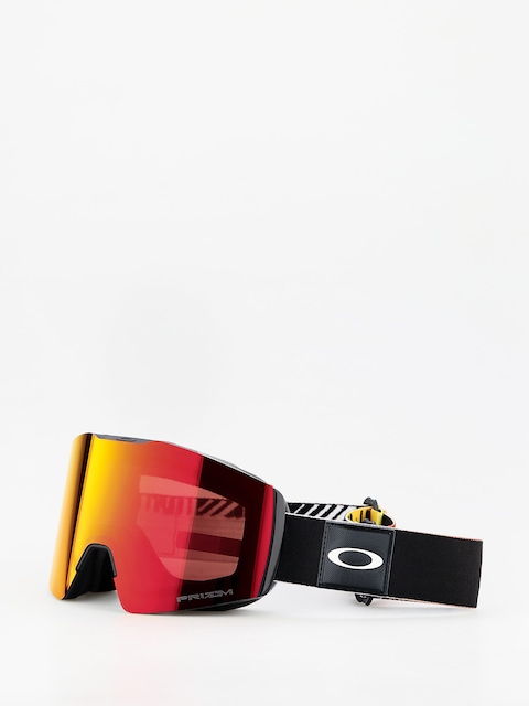 Gogle Oakley Fall Line Xm (yellow/prizm snow torch iridium)
