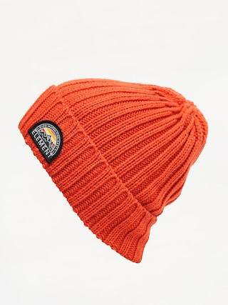 Czapka zimowa Element Counter Beanie (burnt ochre)