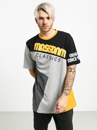 T-shirt MassDnm Boomerang (black)
