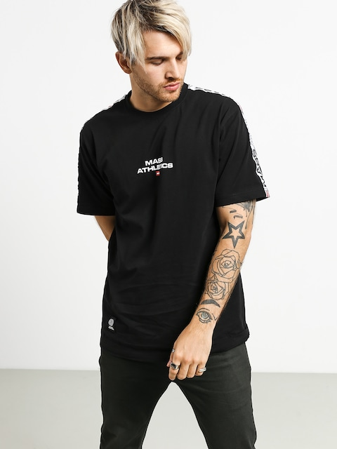T-shirt MassDnm Track (black)