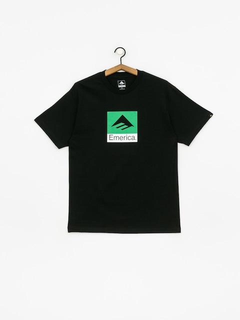 T-shirt Emerica Classic Combo (black)