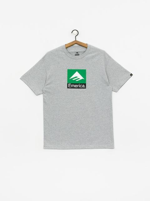 T-shirt Emerica Classic Combo (grey/heather)