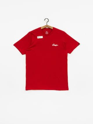 T-shirt Emerica No 96 (cardinal)